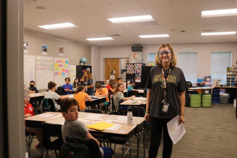 Inside Carroll's class - 2021-2022